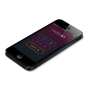 Radioio com app